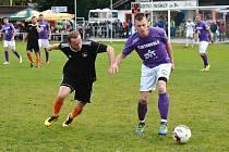 Fotbalisté Rovenska skvěle rozehráli duel proti Sedmihorkám, ale soupeř po přestávce ztrátu dotáhl.