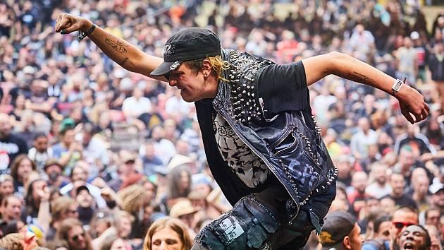 Policisté označili průběh nejdrsnějšího hudebního festivalu Obscene Extreme v Trutnově za poklidný.