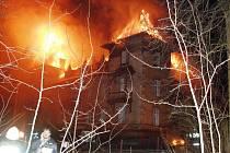 Požáry - ilustrační foto