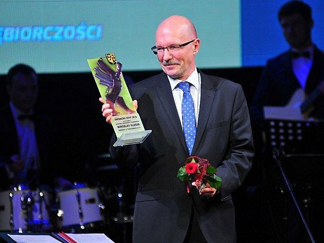 MIROSLAV VLASÁK byl dva roky místostarostou a dalších 24 let starostou Žacléře. V říjnu ve funkci skončí.
