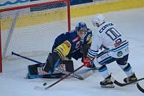 Vrchlabští hokejisté na ledě Přerova prohráli 1:3.