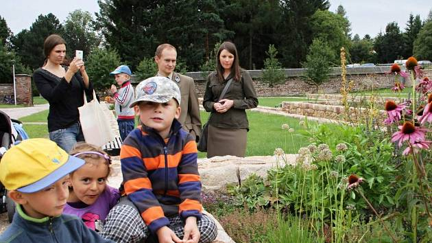 Klášterní zahrada přiblíží fragmenty Krkonoš