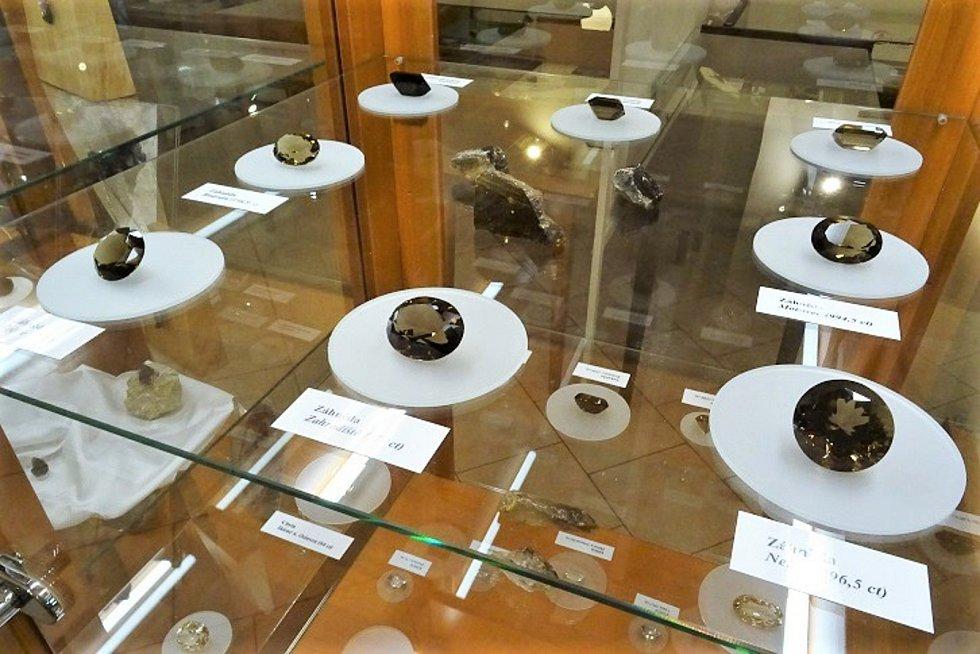 Z výstavy v lomnickém muzeu.