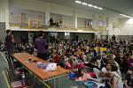 Žákům přiblížili projekt Buď safe online.