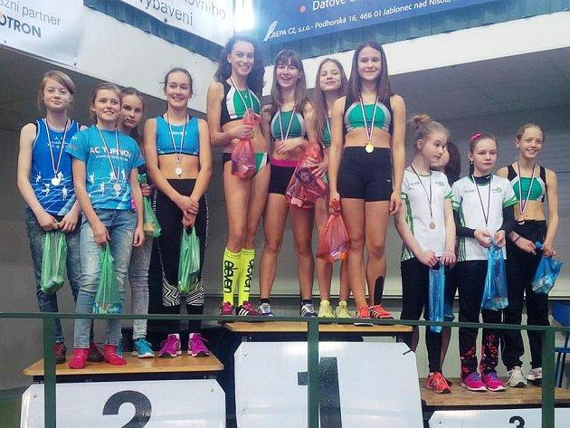 ATLETIKA je v Turnově oblíbeným sportem. Svědčí o tom počet dětí, které město reprezentují po celé zemi.