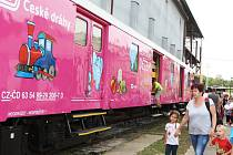 Den na železnici 2015