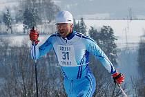 Absolutní vítěz : Karel Randák z SKI Jilemnice.