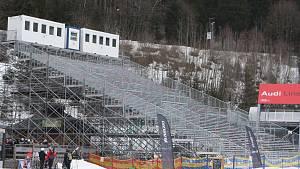 Špindlerův Mlýn se chystá na Světový pohár v alpském lyžování