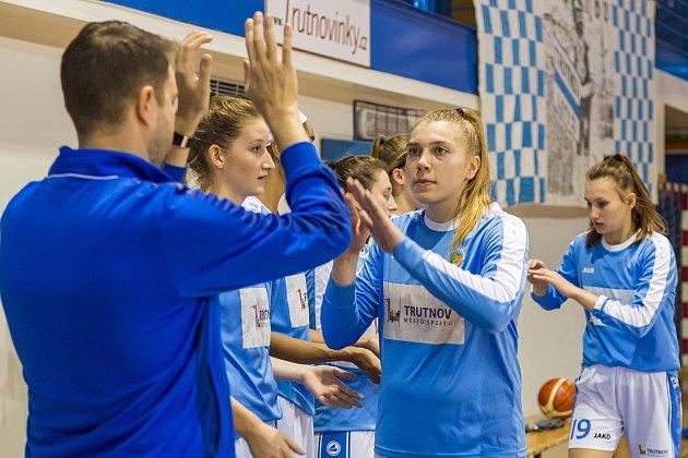 Anna Rylichová byla vuplynulé sezoně nejen střeleckým tahounem svého družstva.