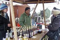 Jilemnický jarmark nabídl řadu produktů
