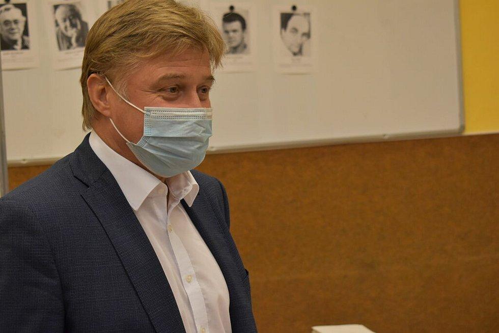 Senátor za Trutnovsko Jan Sobotka.