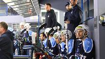 Vrchlabští hokejisté padli s Jihlavou až po samostatných nájezdech.