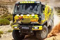 KM Racing kamion