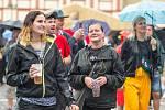 Vrchlabské náměstí TGM zaplnil 22. ročník Krkonošských pivních slavností.
