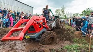 13. Traktoriáda ve Vlčicích na Trutnovsku