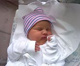 DOMINIK JUNEK se narodil 23. října v 16.22 hodin rodičům Markétě a Pavlovi. Vážil 3,72 kg a měřil 49 cm. Spolu s dalšími sourozenci bydlí ve Dvoře Králové nad Labem.