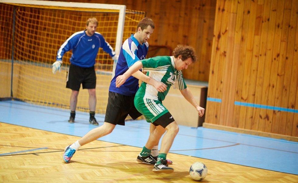 Horňák cup 2013 - finálový boj