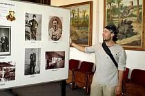 Zahájení výstavy o Emilu Holubovi