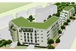 Developerská společnost Brickbay SE chce postavit 55 bytů ve třech pětipodlažních domech ve Dvoře Králové nad Labem v lokalitě Berlínek mezi ulicemi Pod Safari a Milady Horákové.