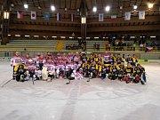 Československý lev získal v Itálii peníze pro handicapované sportovce