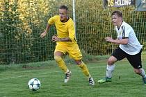 Fotbalisté z Lomnice nad Popelkou si na půdě Košťálova zajistili skok na první místo.