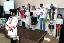 DOZVĚDĚT SE VÍCE o některých zemích Evropy mohli žáci trutnovské Základní školy Náchodská v rámci projektového dne. A Slovensko mezi vybranými státy nemohlo chybět.