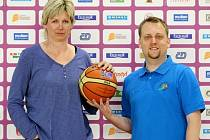 Erika Dobrovičová a Petr Kapitulčin