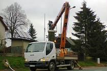 V Čisté brzy rozsvítí další nové lampy veřejného osvětlení