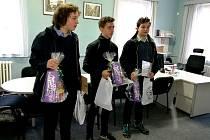Chlapci nalezli a vrátili 40 tisíc korun