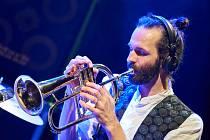 Jazzinec vyvrcholil závěrečným koncertem v Uffu.