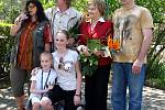 Křest lemurů v královédvorské zoo - kmotry byl Karel Vágner a poslankyně Hana Orgoníková