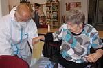 V úpickém domově pro seniory Beránek odvolilo ve čtvrtek dopoledne 14 klientů.