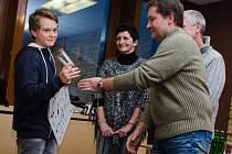 V Harrachově ocenili úspěšné mládežnické sportovce.