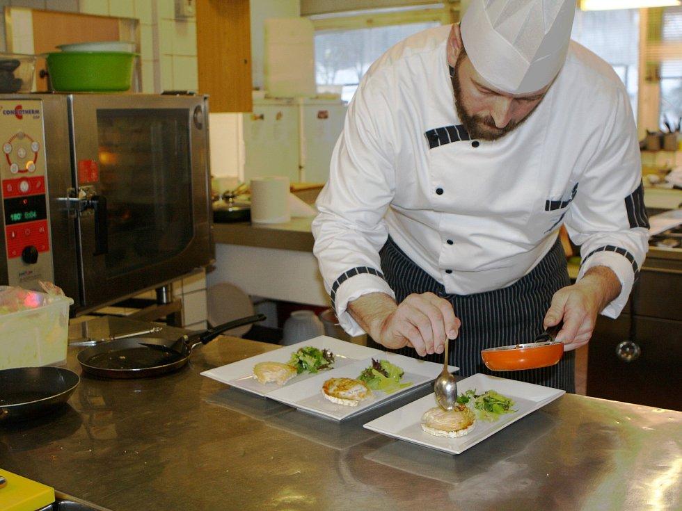 Gastronomické dny v hotelu Horizont v Peci pod Sněžkou.