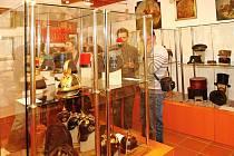 Nechte na hlavě v Krkonošském muzeu ve Vrchlabí