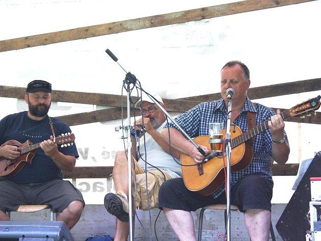 Country festival v Bílé Třemešné