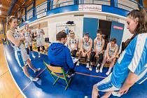Basketbalistky Trutnova dokončily další ročník Renomia ŽBL na šesté pozici.