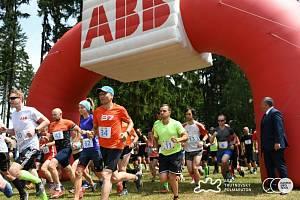 V sobotu se běží na trutnovské Paradráze půlmaraton. Připraveny jsou i kratší tratě na 10 a 5 km a závod v nordic walkingu.