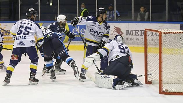 Vrchlabští hokejisté soupeře ze Šumperka přetlačili až v nájezdech.