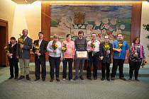 Stacionář mezi mosty Trutnov získal ocenění Rady města Trutnova za úspěšnou reprezentaci města ve sportovních soutěžích pro handicapované.