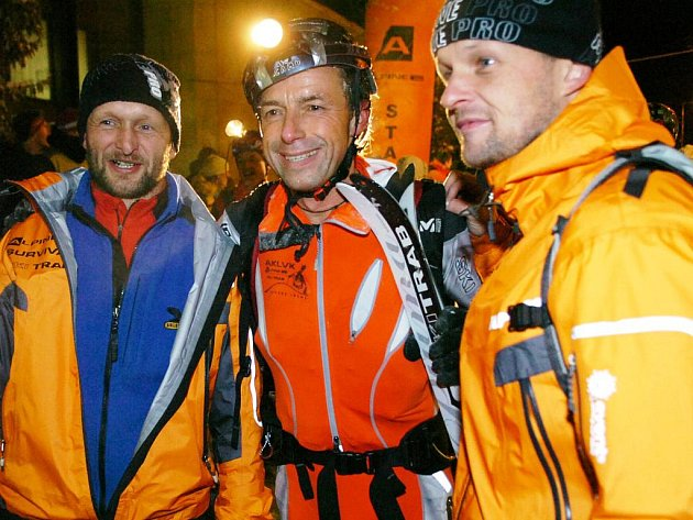 Noc tuleních pásů 2010