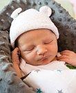 MAXMILIÁN PLACHTA se narodil Adéle Holubkové a Petru Plachtovi 26. září ve 12.49 hodin. Vážil 4. kilogramy a měřil 54 centimetrů. Rodina bude bydlet v Trutnově.