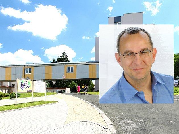 Trutnovskou nemocnice povede od května Miroslav Procházka
