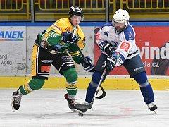 DLOUHÝCH 215 MINUT trvala série dvorských hokejistů bez vstřelené branky. Rodos ji zlomil až v domácím duelu proti Kolínu.