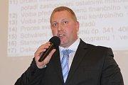 Úpický starosta Petr Hron.
