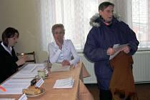 Volby v Horním Maršově a Malé Úpě