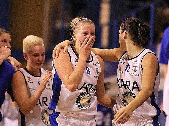 Kateřina Hindráková srovnala stav skóre