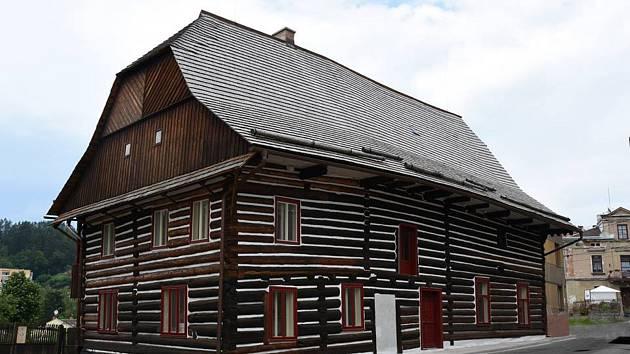 Dřevěnka