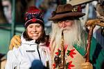 Eva Samková slaví zlato z mistrovství světa.