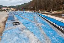 Rekonstrukce mostu v Úpici přijde ŘSD na 61,9 milionu korun.